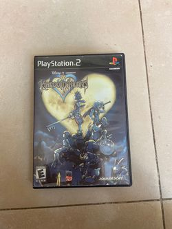 Kingdom Hearts 1 for PS2 for Sale in Hialeah,  FL