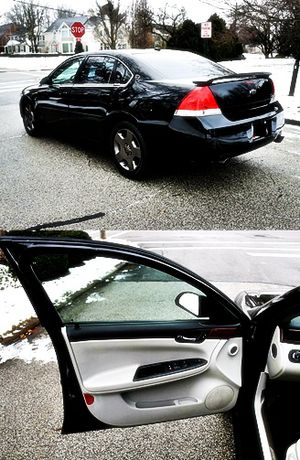 Black $1OOO Chevrolet Impala SS 2OO6 Automatic for Sale in Seattle, WA