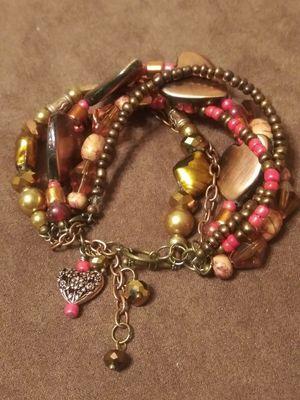 Multi-strand bracelet for Sale in Wichita, KS