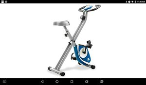 Fold up exercise bike for Sale in Heath, TX