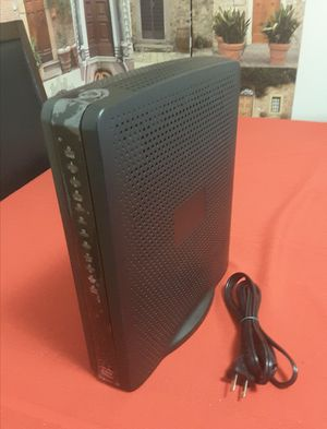 Cisco DPC3848VM Cable Modem/Wireless Dual Band Router, Docsis 3.0 / 24x8 Brand New. for Sale in Davie, FL
