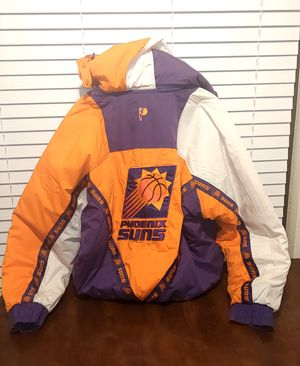 2X Vintage Phoenix Suns Pullover Jacke for Sale in Avondale, AZ