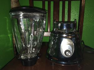 Oster blender for Sale in Dallas, TX