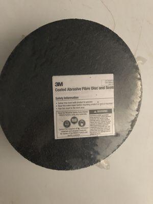 3M Abrasive Fibre Disc for Sale in Phoenix, AZ