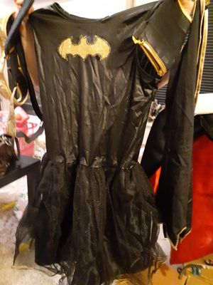 Batgirl with accessories for Sale in Wahneta, FL