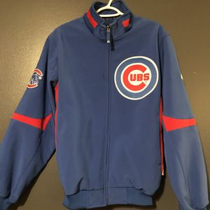 Official Cubs Jacket M for Sale in Chicago, IL