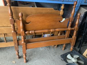 Twin size single bed for Sale in Baden, PA