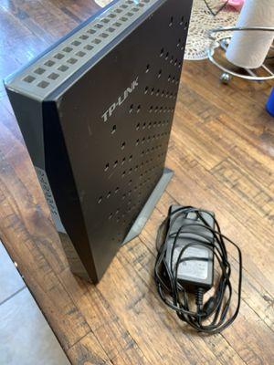 Internet Router / WiFi Modem for Sale in San Antonio, TX