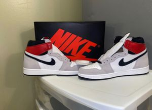 "Jordan 1 ""Light Smoke Grey"" for Sale in Nokesville, VA"