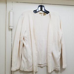 Caslon cardigan And vest size L for Sale in Herndon, VA