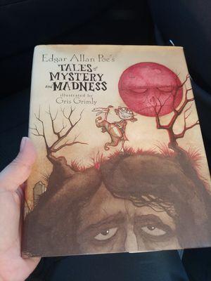 Edgar allan poe grimm brothers book for Sale in San Antonio, TX