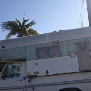 Camper over cap Chinook Mail & Son From the 50s for Sale in Newport Beach, CA