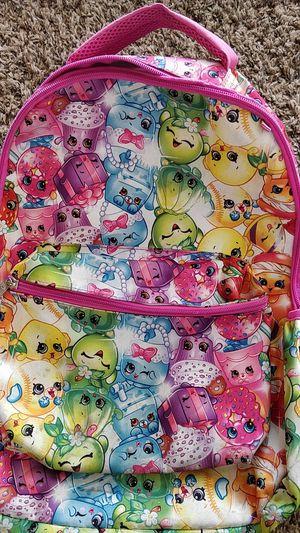 Shopkins backpack Rainbow Brand: Shopkins for Sale in Broken Arrow, OK