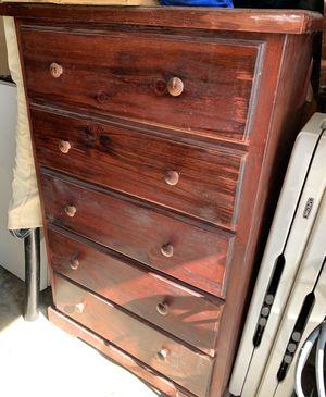 Dresser for Sale in Ontario, CA