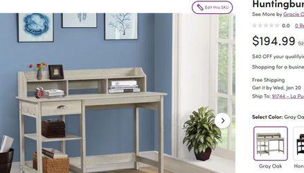 Wayfair Desk With Hutch On Sale! for Sale in La Habra Heights,  CA