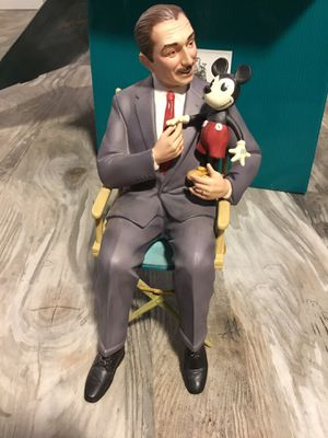 Disney collectible 100th birthday statue for Sale in Spanaway, WA