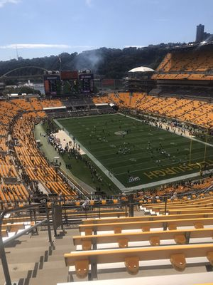 4 Steelers vs Colts tickets for Sale in Columbia, PA