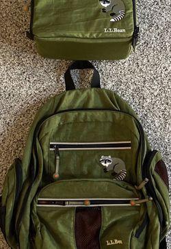 LL Bean Backpack & Cooler Combo for Sale in Philadelphia,  PA