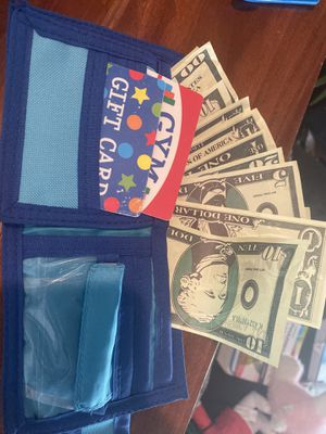 Play wallet for Sale in Coral Springs, FL