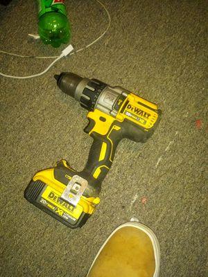 Dewalt 20v xr cordless drill for Sale in Crawfordsville, IN