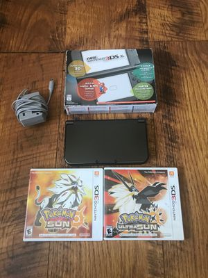 New Nintendo 3Ds XL for Sale in Layton, UT