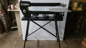 Excalibur EX 30 vs Scroll Saw for Sale in Ontario, CA