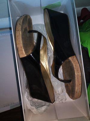 Mark Fisher size 7.5 sandals for Sale in Nashville, TN