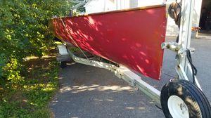 Sailboat, Thistle, 17' daysailer, racer for Sale in Shamokin Dam, PA