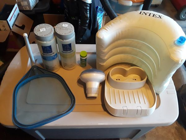 Hot Tub accessories and maintenance products