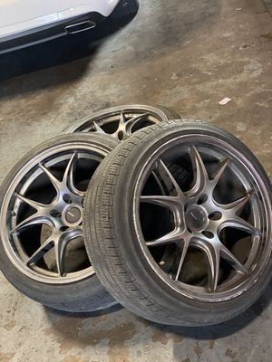 """18"""" Rims and Tires for Sale in Philadelphia, PA"""