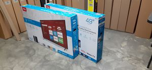 49 TCL smart led tv for Sale in El Monte, CA