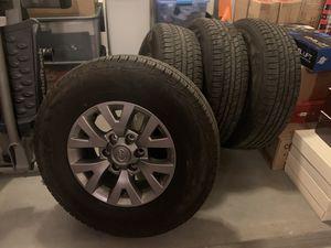 3rd Gen Tacoma Stock Tire & Wheel for Sale in Gilbert, AZ