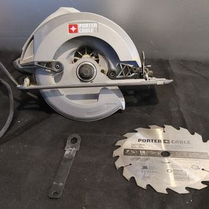 🛠️--15 amp circular saw for Sale in New Caney, TX