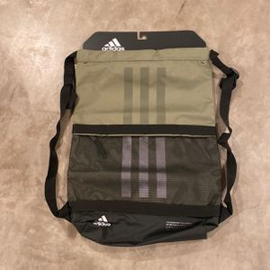 Adidas Sling Backpack Sack - NEW for Sale in Seattle, WA