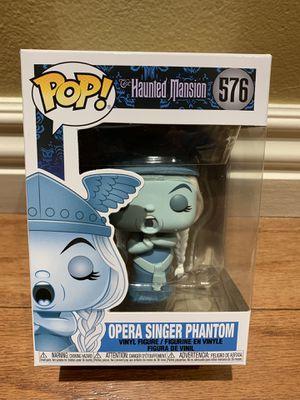 Funko Pop! Haunted Mansion Opera Singer Phantom for Sale in Cypress, CA