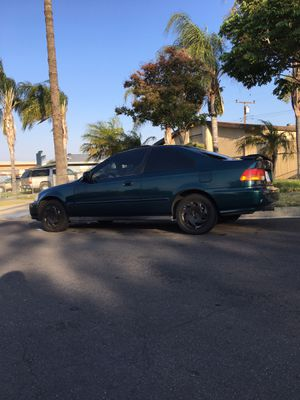 Honda Civic for Sale in Bloomington, CA