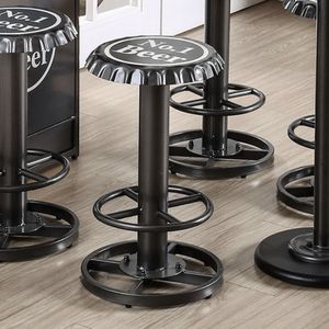BEER BOTTLE CAP BAR STOOLS 🍻😃 for Sale in Rancho Cucamonga, CA