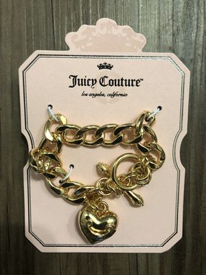 Juicy couture bracelet heart for Sale in Covina, CA