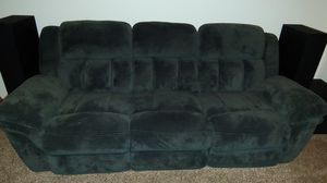 GREY RECLINER COUCH SET for Sale in Glendale, AZ