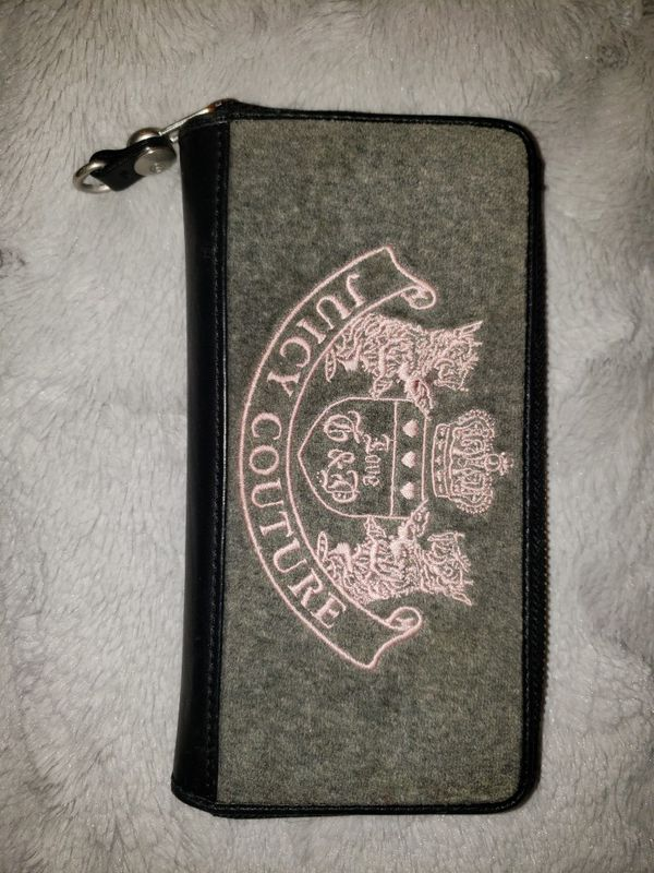 100% authentic Juicy couture wallet