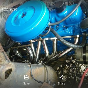 66 Ford Mustang Coupe 200 Straight 6 Runs And Drives Nice Project Car for Sale in Moundsville, WV