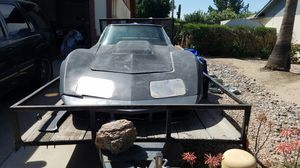 1973 Chevy Corvette project with title for Sale in Apache Junction, AZ
