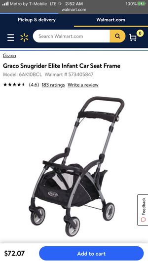 Graco stroller and car seat for Sale in Orefield, PA