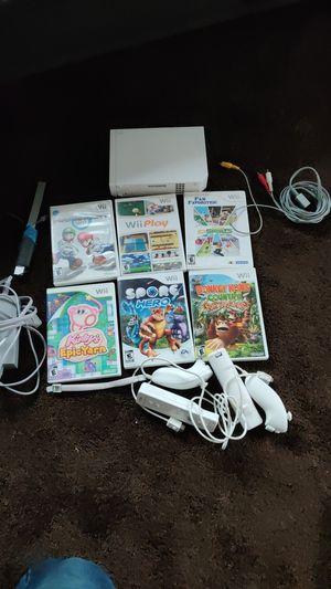 Nintendo Wii bundle for Sale in Lakewood, WA