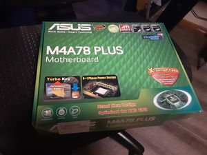 ASUS Motherboard, AMD CPU, Hynix RAM for Sale in Portland, OR