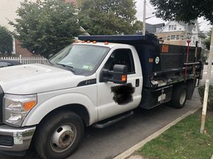 2011 f-350 dump truck gas for Sale in Brooklyn, NY