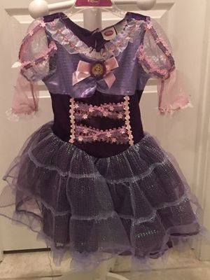 Rapunzel Dress Halloween Costume by Disney Size 3/4 for Sale in Rancho Santa Margarita, CA