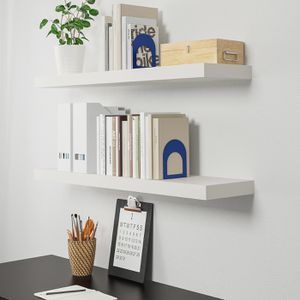 IKEA Lack Wall Shelves - Set of 2 for Sale in Queens, NY