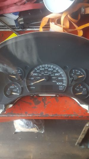 2005 express van instrument cluster for Sale in Riverside, CA