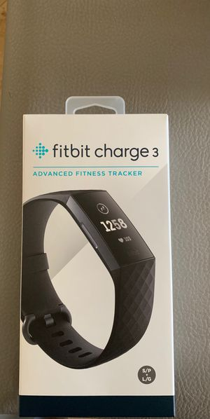Fitbit Charge 3 for Sale in Tampa, FL
